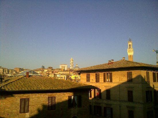Locanda di San Martino Siena Residenza d'Epoca: camera con vista