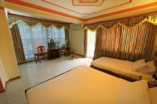 Lucky Star Hotel: Superior Room