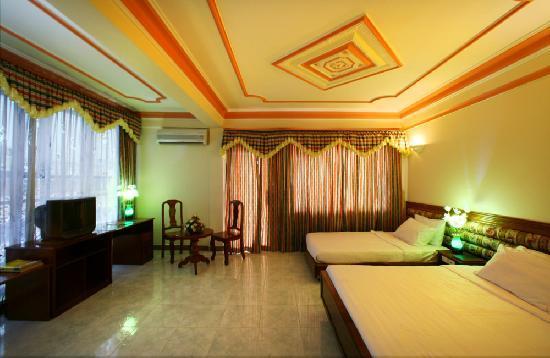 Lucky Star Hotel : Superior Room