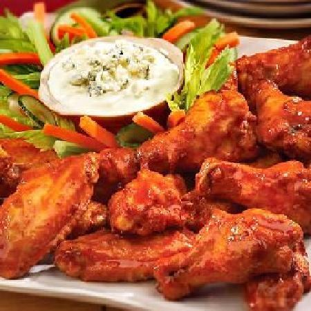 Chilli Peppers Restaurant: $.25 wings..happy hour 3-5:00 pm