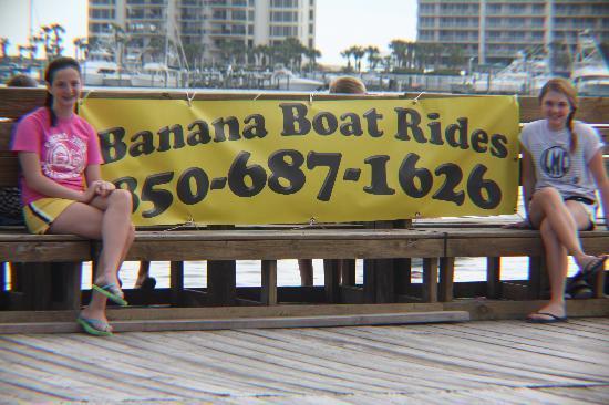 Mobile Sports: Banana Boats