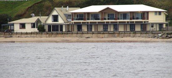 Chatham Island (Rekohu), Nouvelle-Zélande : Hotel Chathams