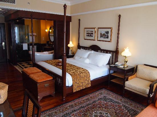 The Majestic Malacca: Deluxe room