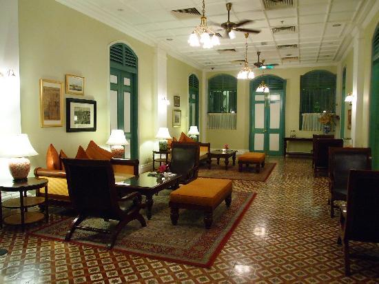 The Majestic Malacca: Hotel lobby