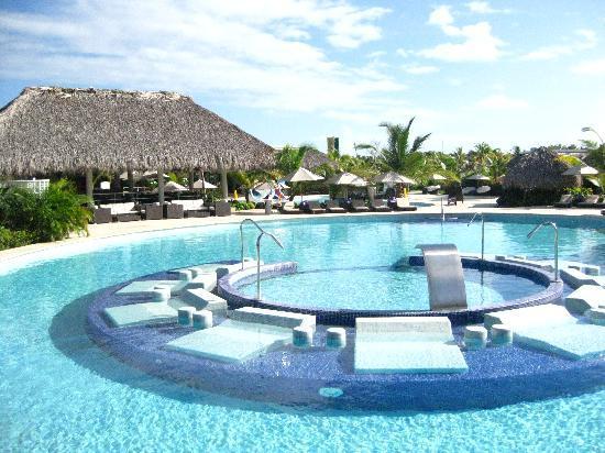 The Reserve at Paradisus Palma Real: The pool!