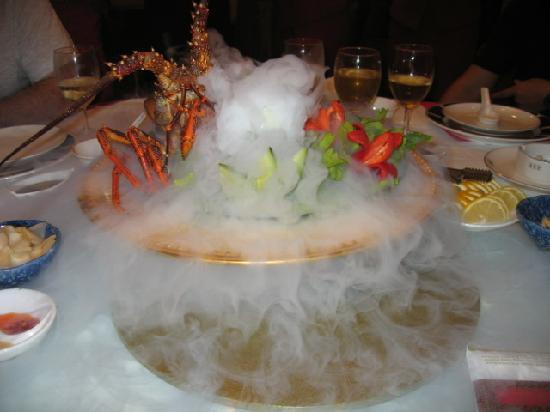 Junyi Hotel: dinner