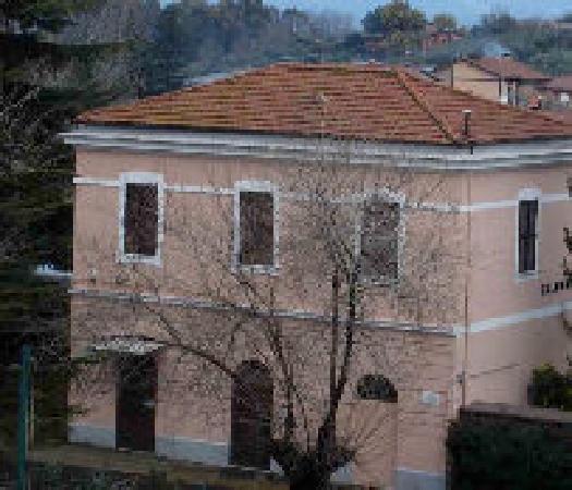 L'edificio dall'esterno