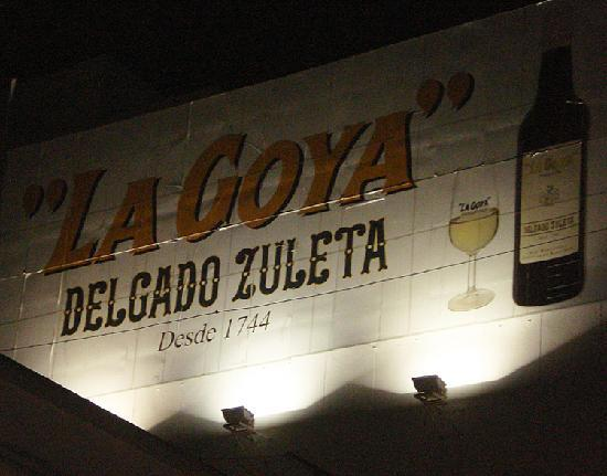 Hotel Barrameda: Sanlucar's most famous product - Manzanilla
