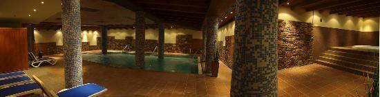 AJ Hotel & Spa: el spa del hotel