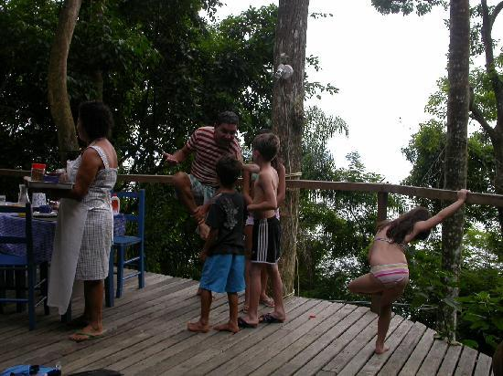 بوزادا لاجامار: Lagamar Veranda