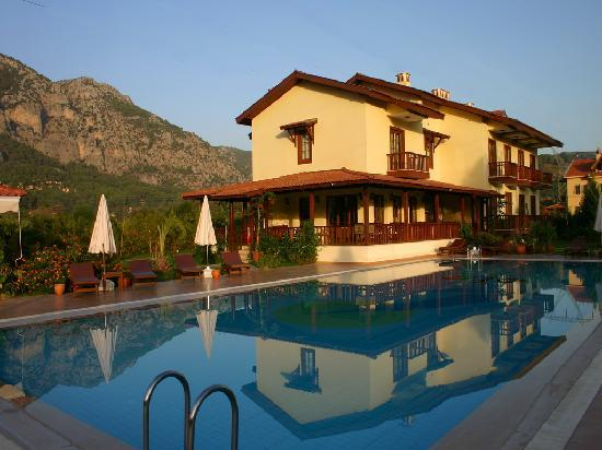 Efe Hotel Gocek : Overview Pool