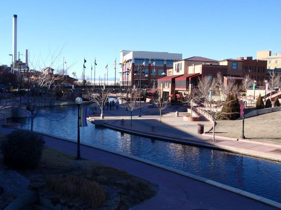 Historic Arkansas Riverwalk of Pueblo: Historic Arkansas Riverwalk- Pueblo