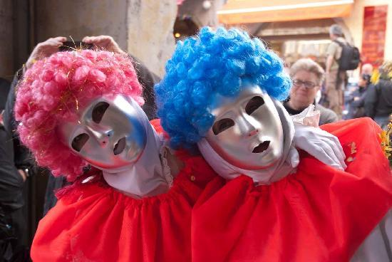 Limoux Carnival 2011