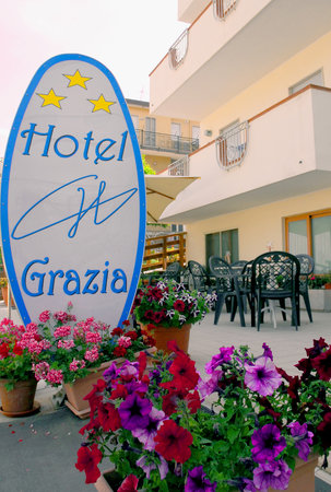 Grazia Hotel: WELCOME AT HOTEL GRAZIA