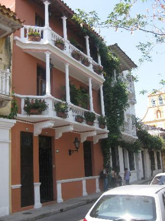 Casa La Fe - a Kali Hotel: These balcony rooms are brilliant!