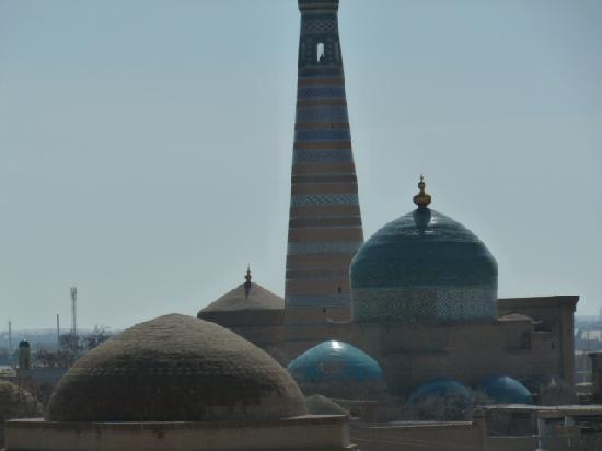 Uzbekistan: Kviva