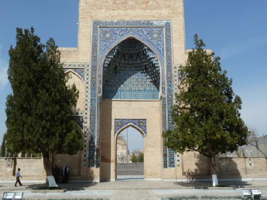 أوزبكستان: La tomba di tamerlano