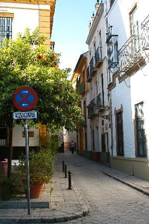 From Plaza Santa Cruz Take Calle Santa Teresa Picture Of