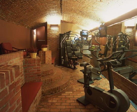 Hotel Sanpi Milano: Fitness room