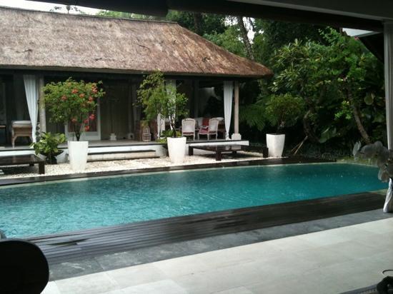 Oazia Spa Villas: amazing pool
