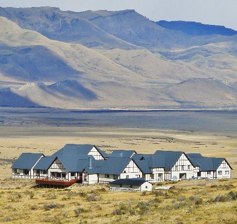 EOLO - Patagonia's Spirit - Relais & Chateaux : Eolo