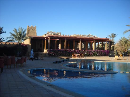 Belere Hotel Erfoud: piscina