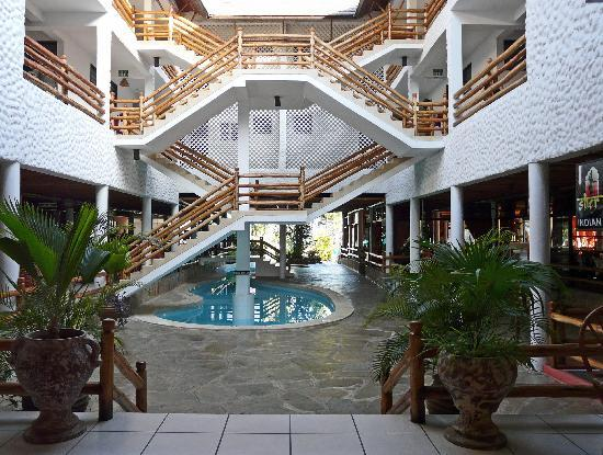Bamburi, Quênia: Hotel foyer