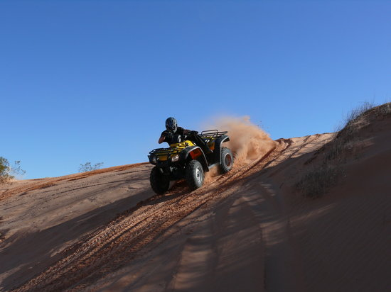 Awesome Adventures: Desert Adventure ATV Tour-Las Vegas
