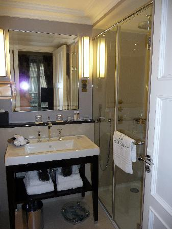 Hotel Le Burgundy: Junior suite