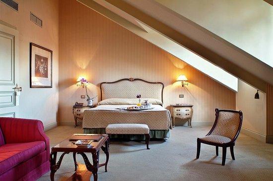Hotel Orfila: Suite deluxe