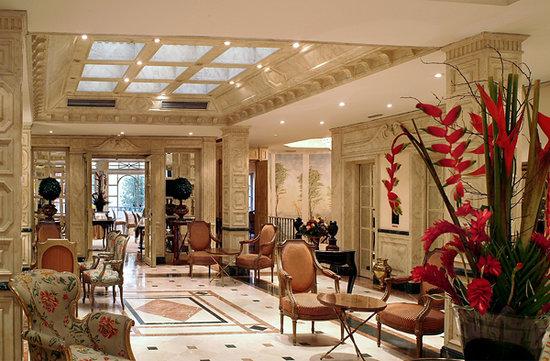 Hotel Orfila: Hall