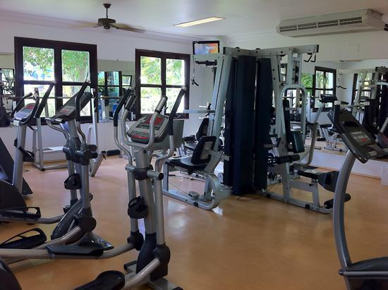 The Gym At Riu Palace Mexico Picture Of Hotel Riu Palace