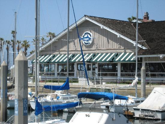 Bluewater Grill Seafood Restaurant Redondo Beach Ca