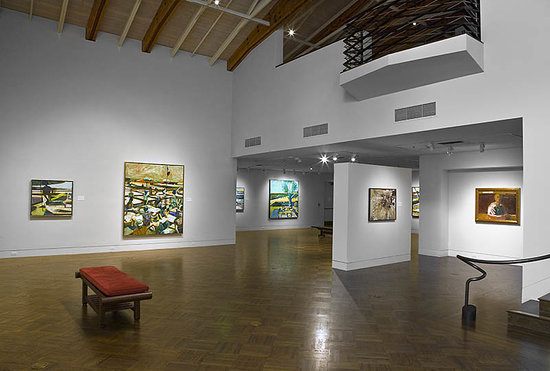 Monterey Museum of Art – Pacific Street: Contemporary galleries of Monterey Museum of Art-La Mirada