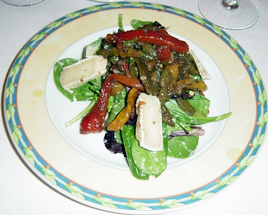 Bistrot Lepic & Wine Bar : Special Arugula Salad