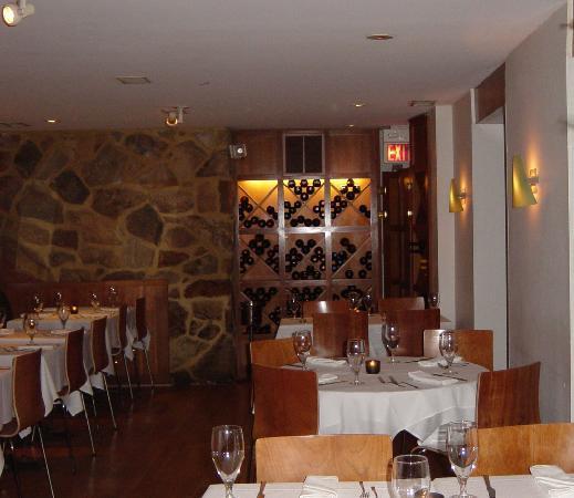 Mendocino Grille & Winw: Interior or Restaurant