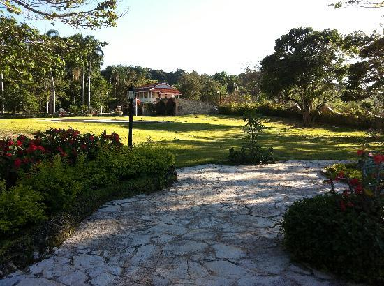 The Palace at Playa Grande: Helicopter landing
