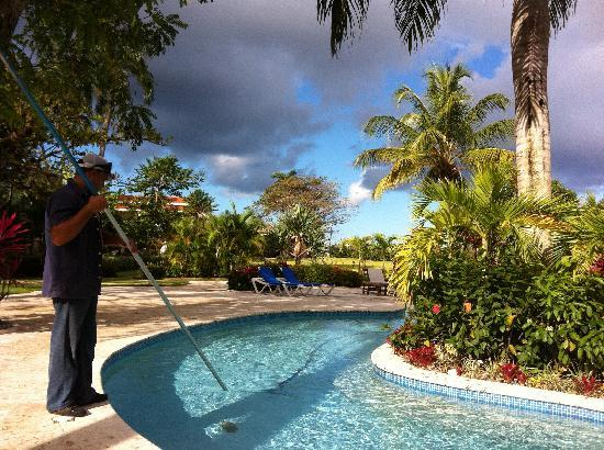 The Palace at Playa Grande: One of the pools