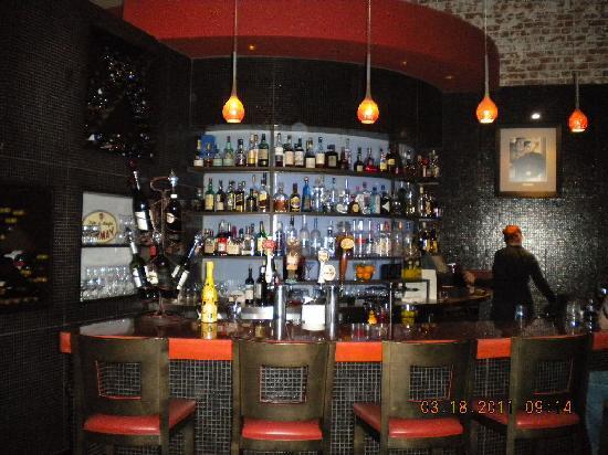 Dewz Restaurant: bar