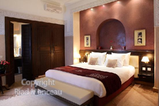 Le Riad Monceau: CALIFE ROOM