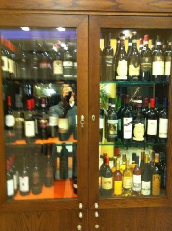 GREEN BAR : i grandi vini rossi