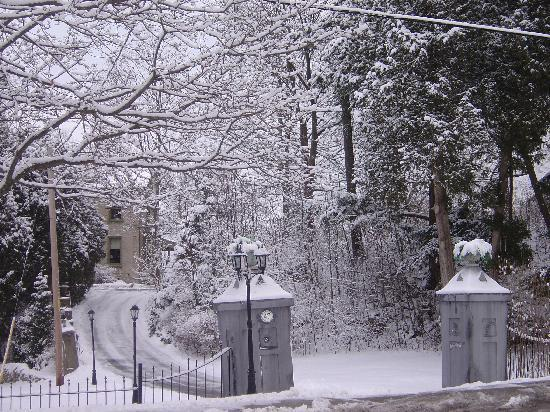 Hill and Dale Manor: Wintry Wonderland