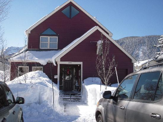 The Ruby of Crested Butte - A Luxury B&B: The Ruby B & B - February 2011