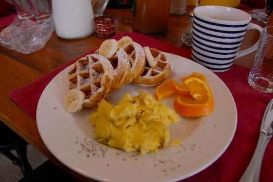 ‪‪The Ruby of Crested Butte - A Luxury B&B‬: Another Amazing Breakfast‬
