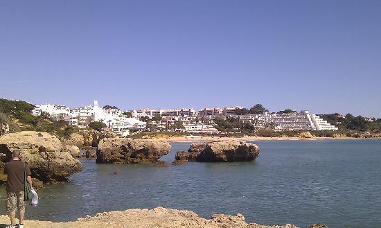 Portugal: Praia da oura