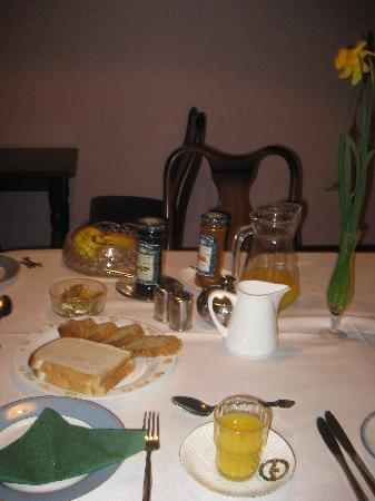Saint Kieran's Bed & Breakfast: Breakfast