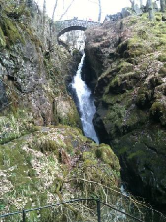 Norcroft Guest House: Aira Force - 20 mins drive from Norcroft B&B