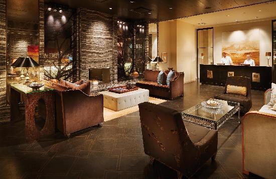 Loden Hotel: Lobby