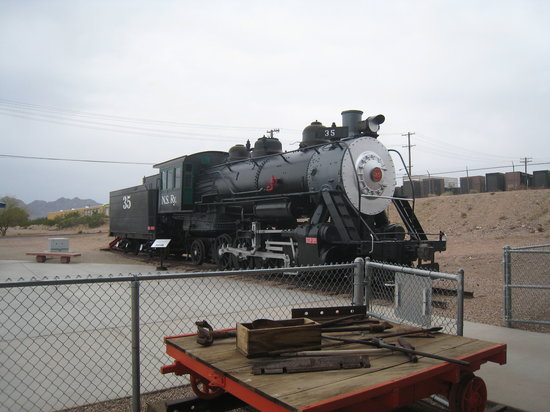 ‪Nevada State Railroad Museum‬