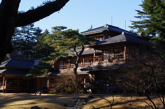 Nikko, Japan: 旧御用邸